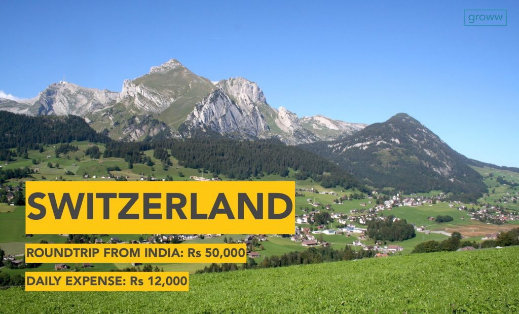 Travel to Switzerland