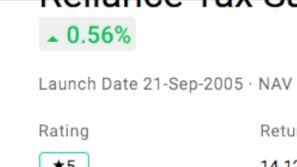 mutual fund launch date age