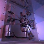 bank vault demonetization