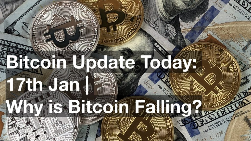 Bitcoin Update Today 17th Jan Why Is Bitcoin Falling Groww