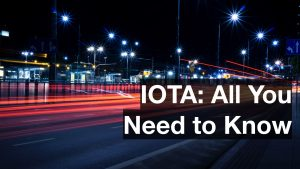 iota all you need to know