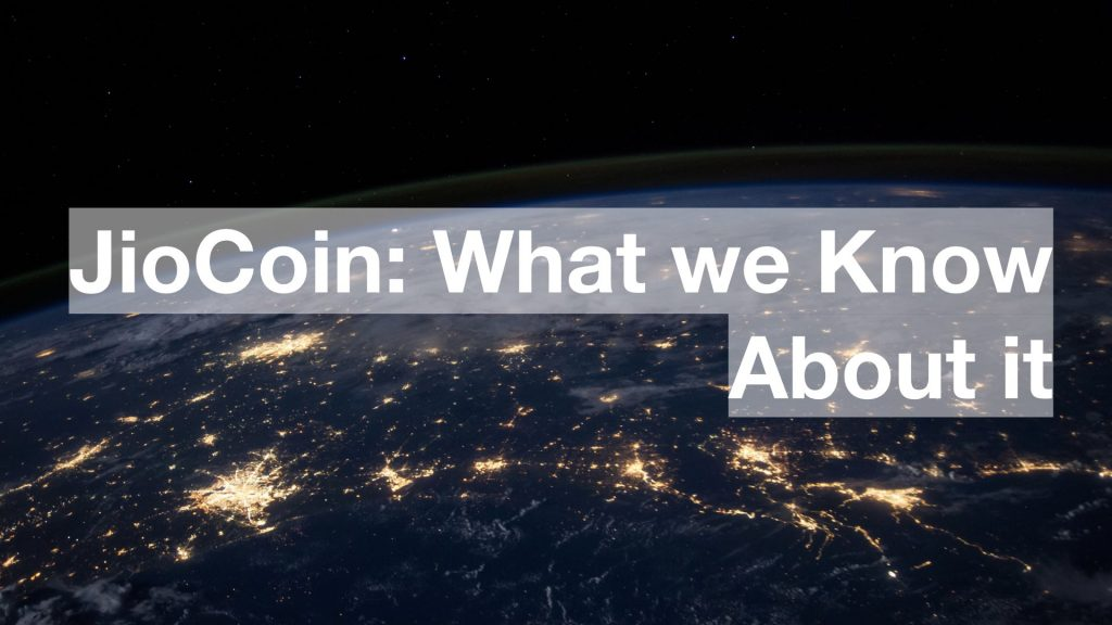 JioCoin What We Know About it