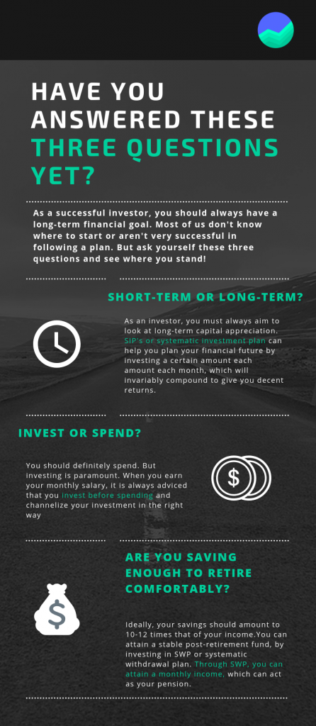 3 questions that put me on the right financial track