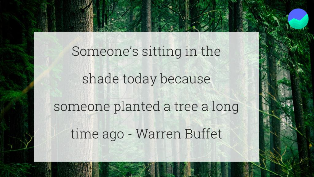 Groww- Warren Buffet quote