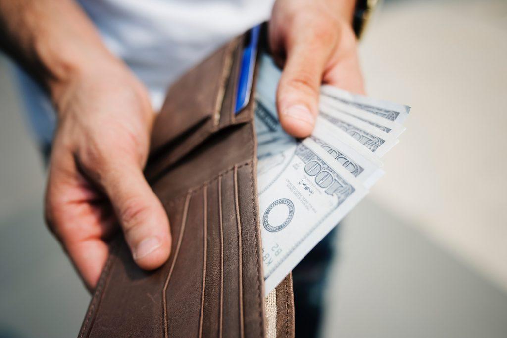 avoid cash transactions