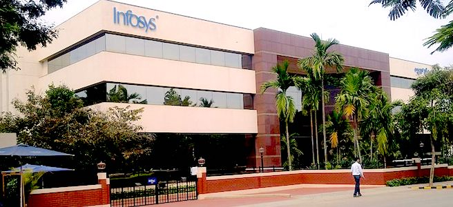 infosys infy office