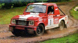 mrf tyre racing rally