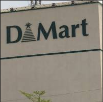 high pe ratio dmart
