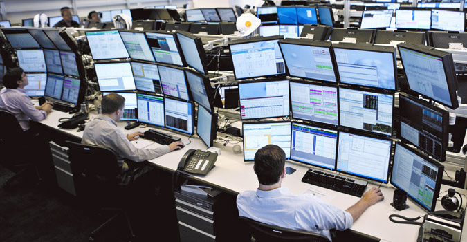 trading stock market india