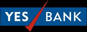 yes bank logo share