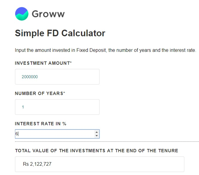 fd-calculator