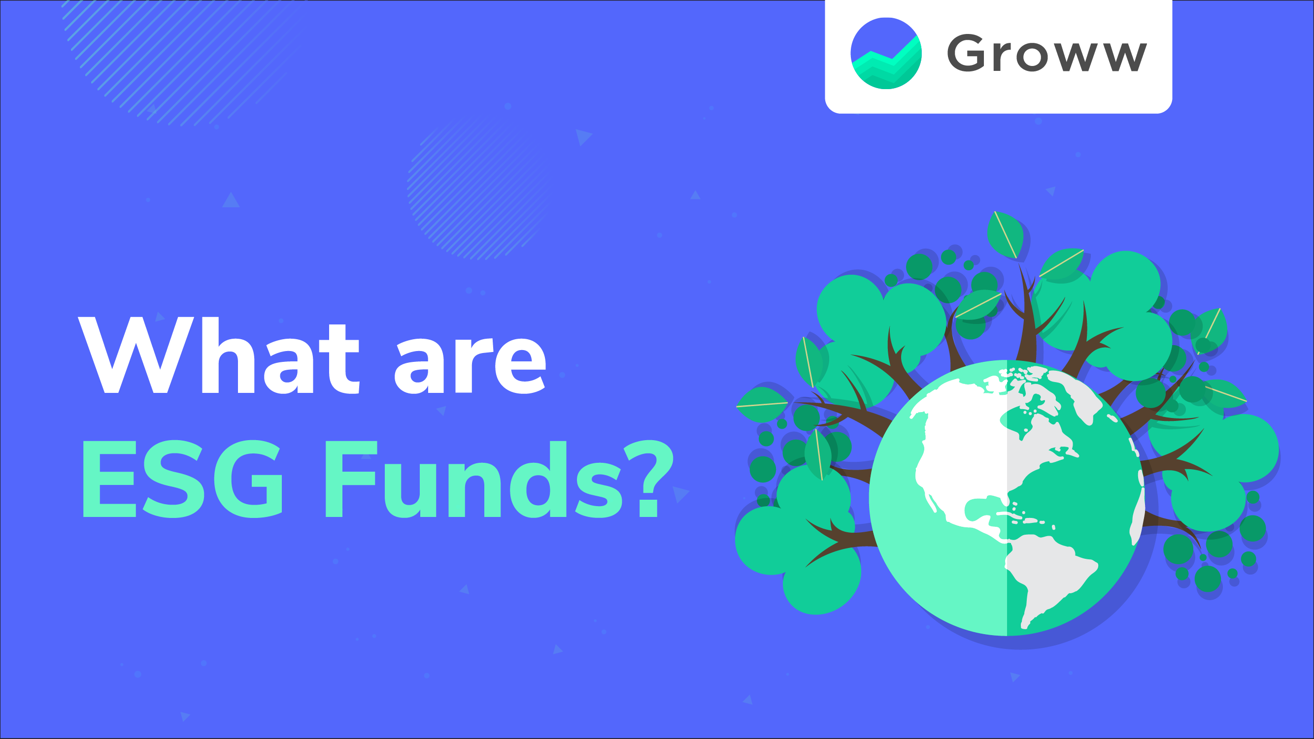 What are ESG Funds