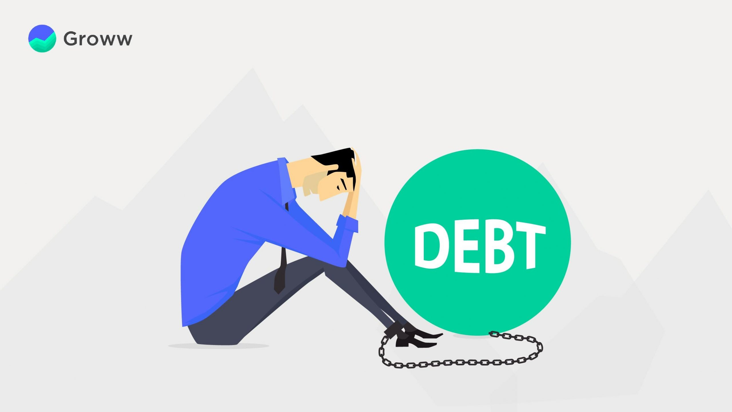 how to get out of debt trap
