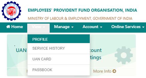 UAN Employee Portal