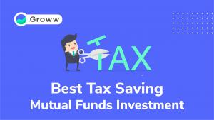 Tax Saving Mutual Funds