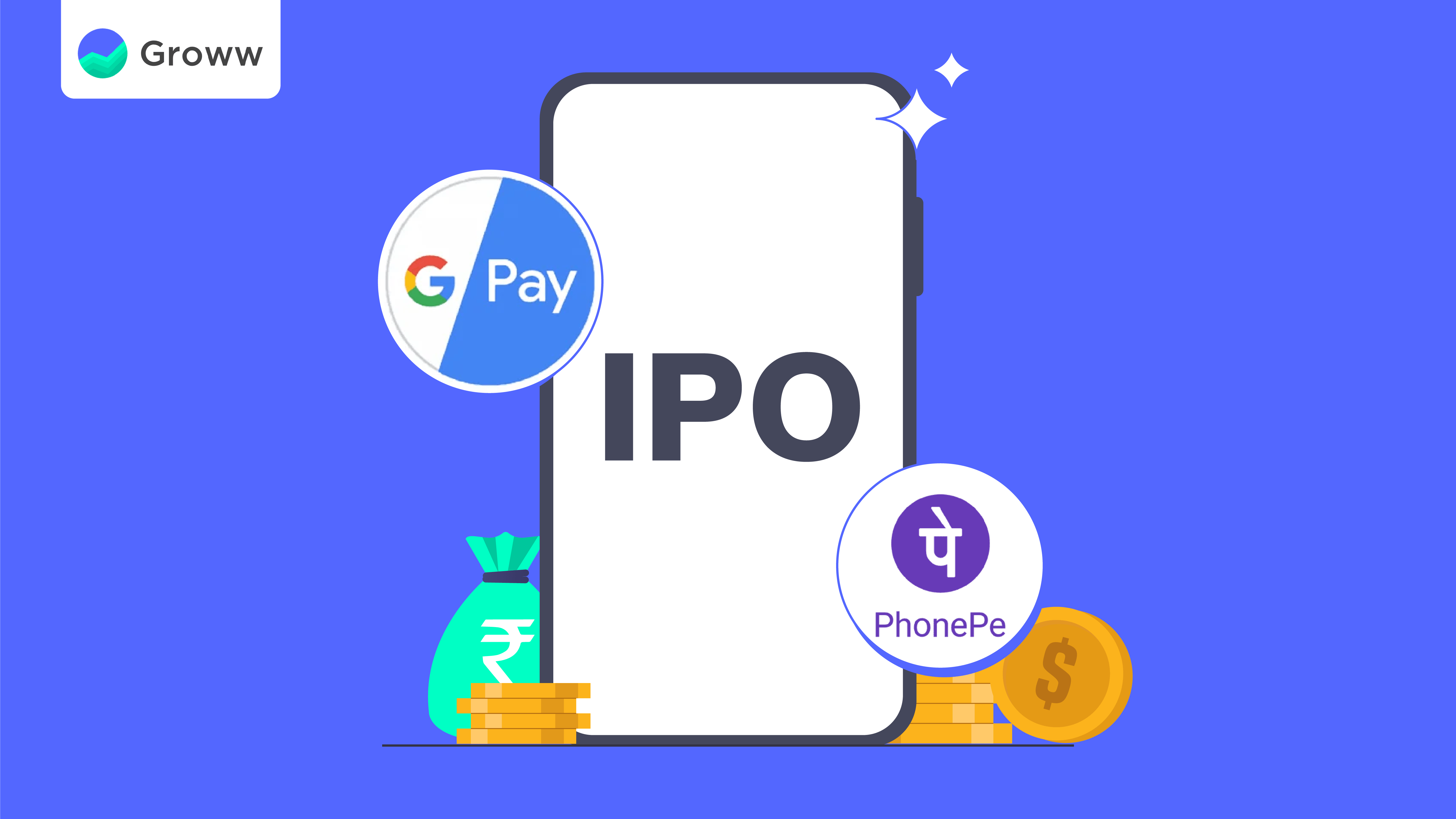 ipo mandate on phonepe and gpay