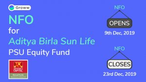 NFO Aditya Birla Sun Life PSU Equity Fund