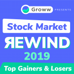 gainers and losers of stock market 2019