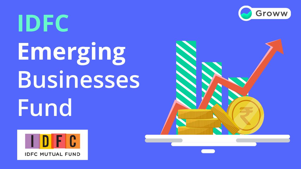 IDFC EMERGING BUSINESS NFO