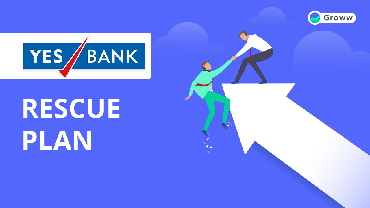 YES bank rescue plan