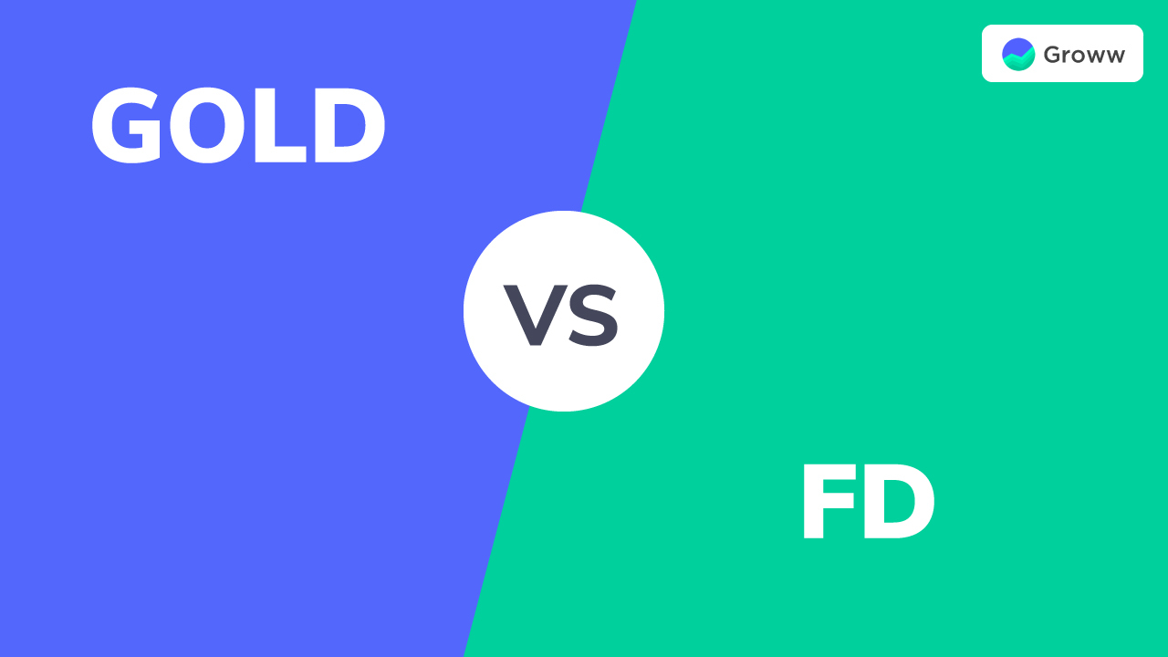 Gold vs FD : Which one to pick this Diwali?