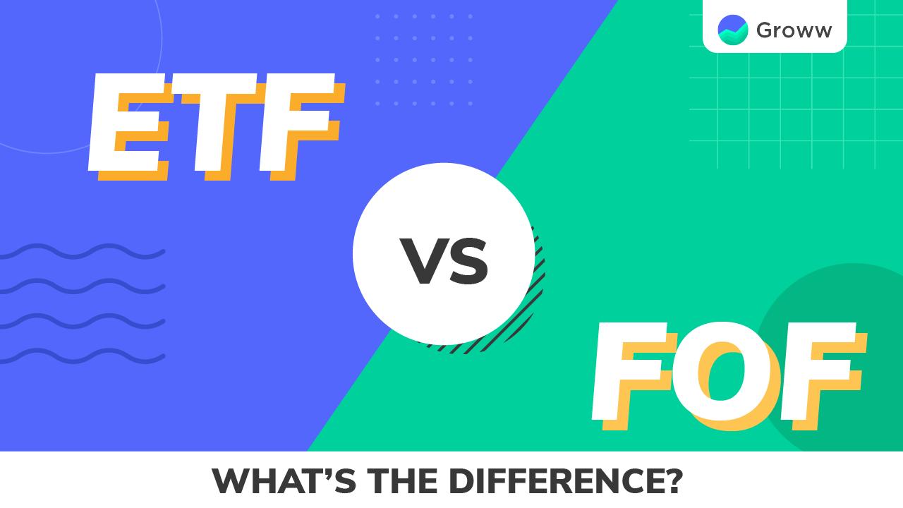 etf vs fof