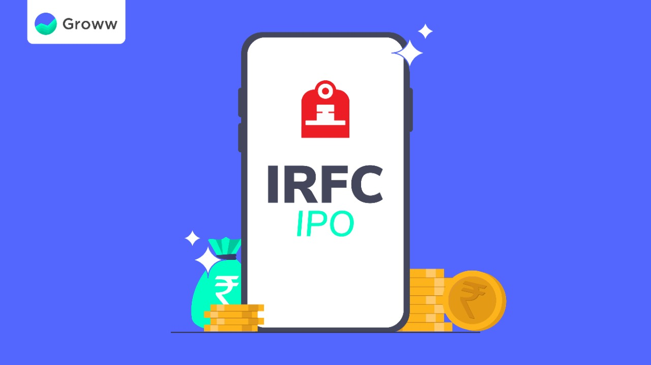 how to apply for IRFC IPO online