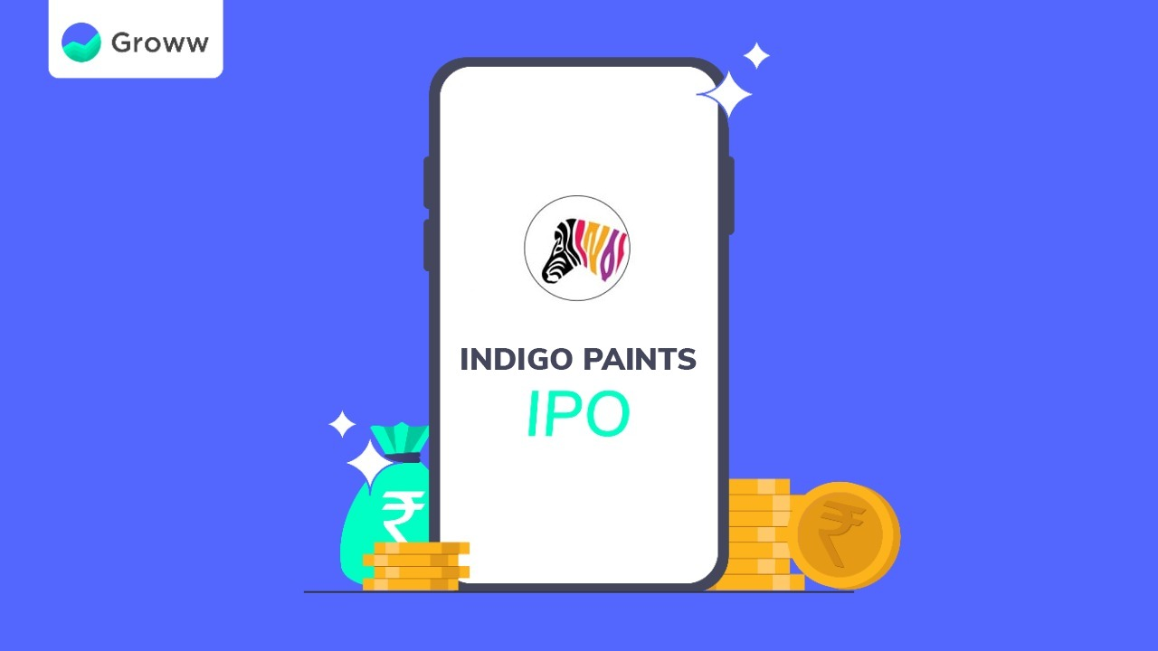 how to apply for indigo paints IPO online