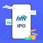 how to invest in HFFC IPO online