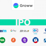 list of upi apps supported on Groww for IPO