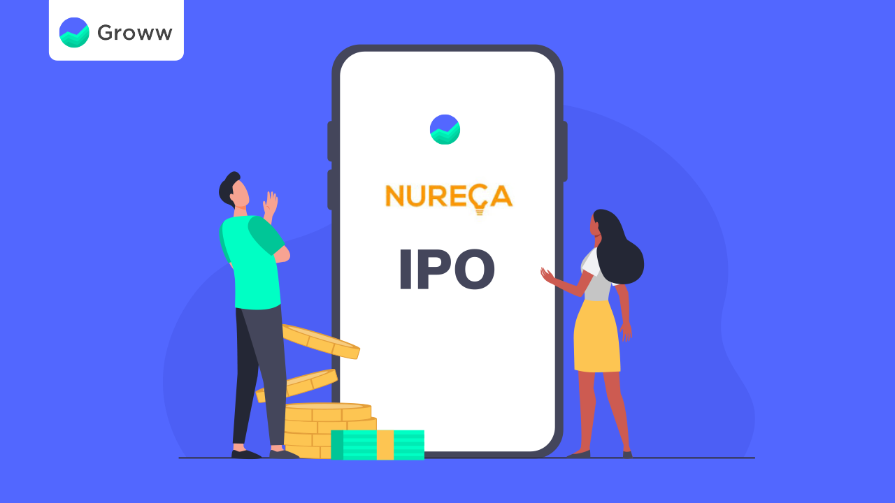 how to invest in Nureca IPO online