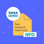 TATA Mutual Fund Launches Tata Dividend Yield Fund: NFO Closes on May 17, 2021