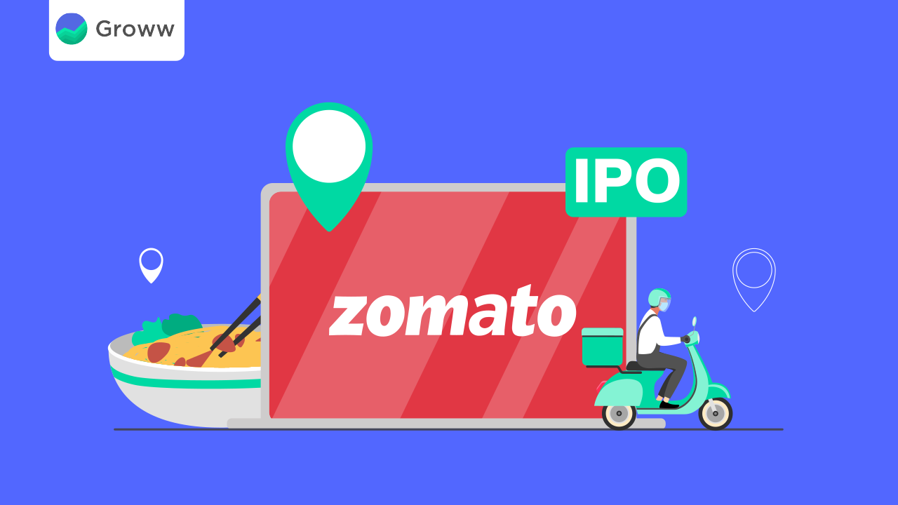 Zomato IPO allotment status