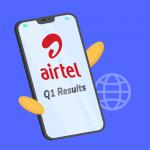 Bharti Airtel Q1 Results FY22